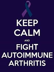 Fight Autoimmune Arthritis 1